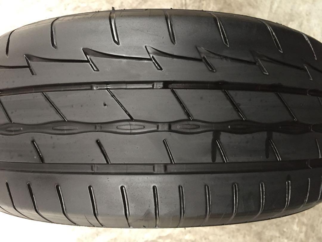 195/55/15 Bridgestone Potenza RE003 Tyres On Offer Sale