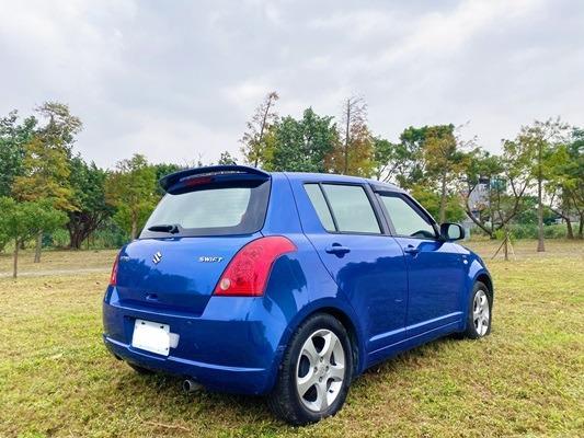 2006 suzuki seift 小孩出生換車出售 原版件 車庫車 省油好開好停車