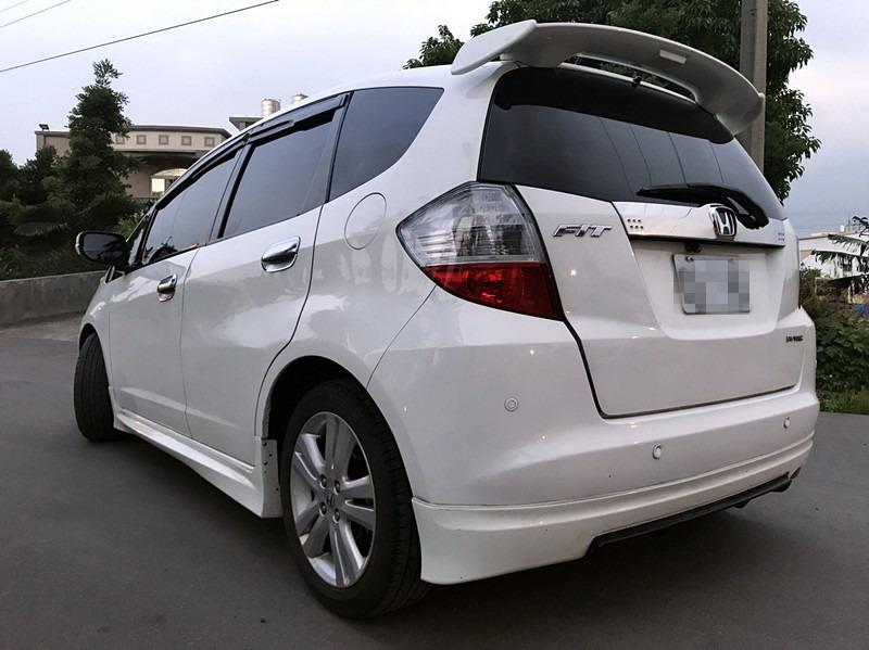 2010 FIT 白 無限包