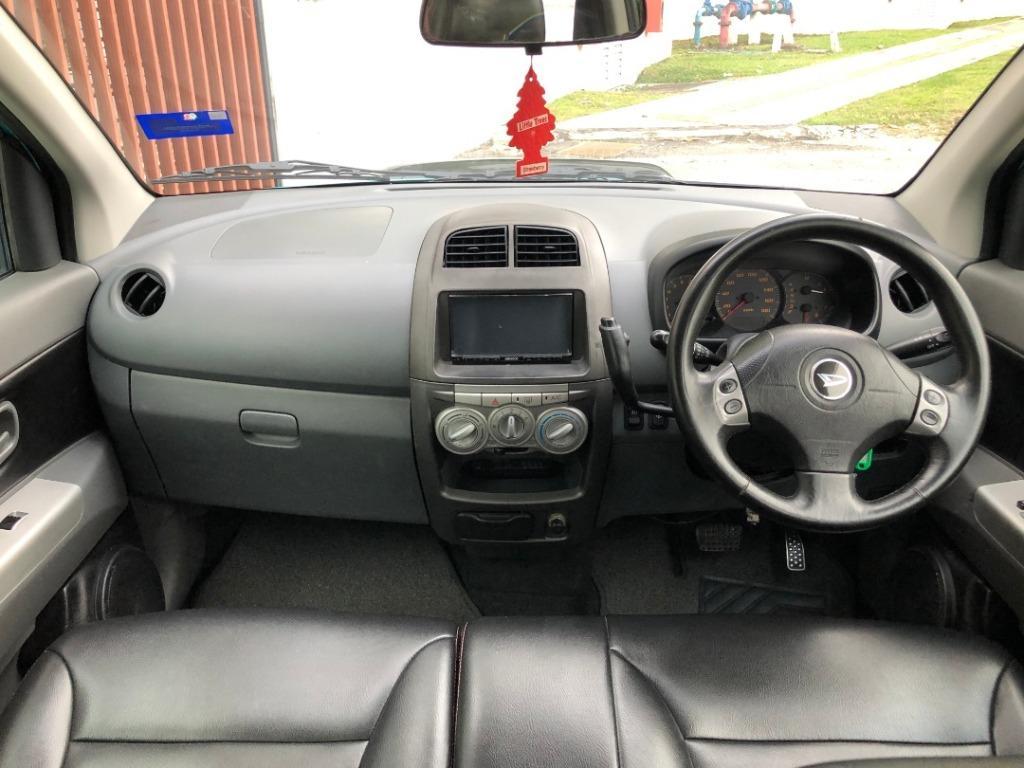 2011 Perodua Myvi 1.3 Auto YRV Turbo LOan Kedai Muka Cikit