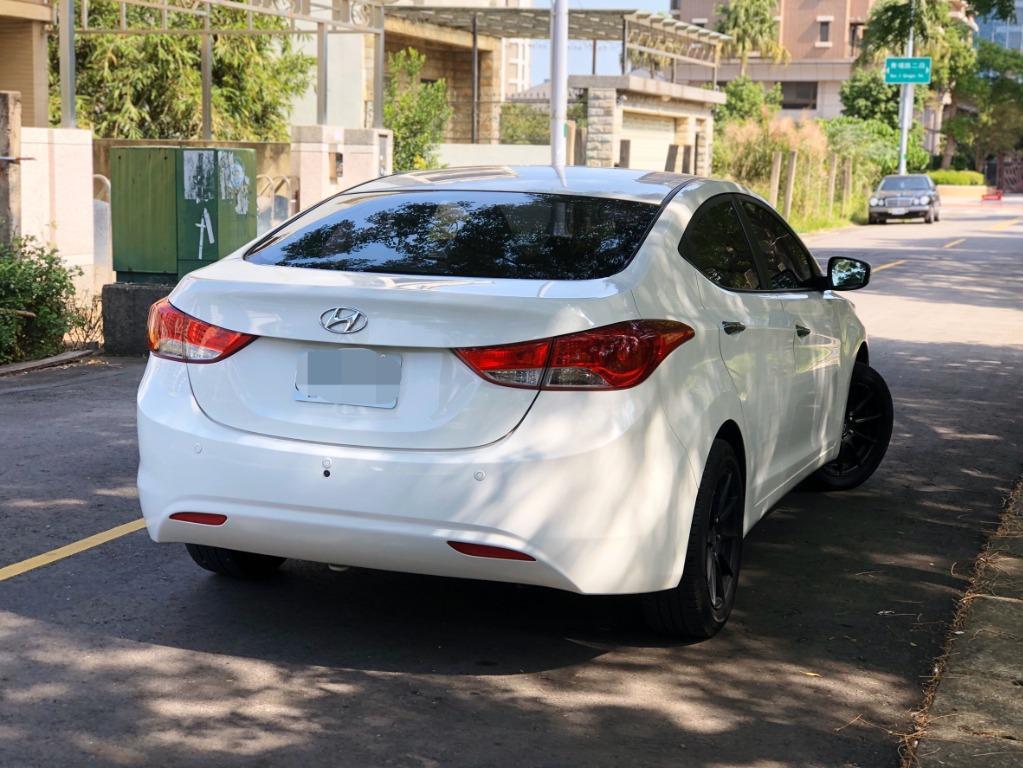 2012 Hyundai Elantra 1.8L