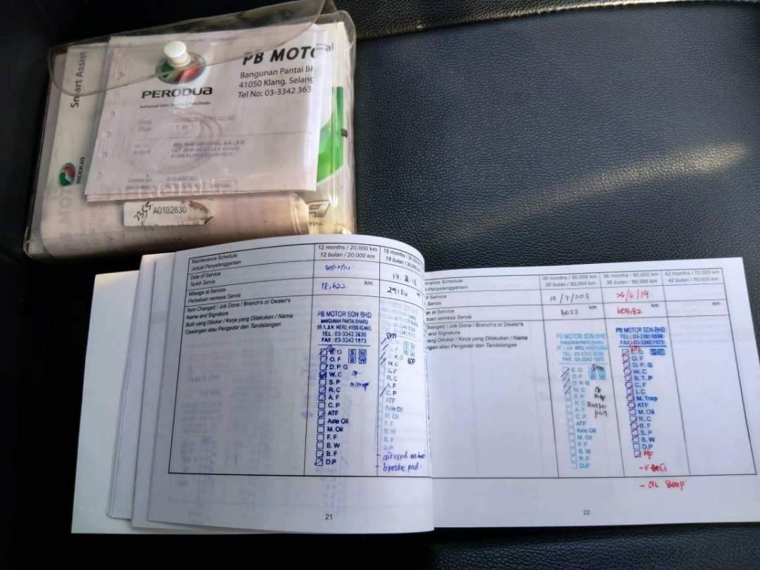2012 PERODUA ALZA 1.5 (AUTO)  BLACKLIST GAJI CASH GRENTI LOAN LULUS
