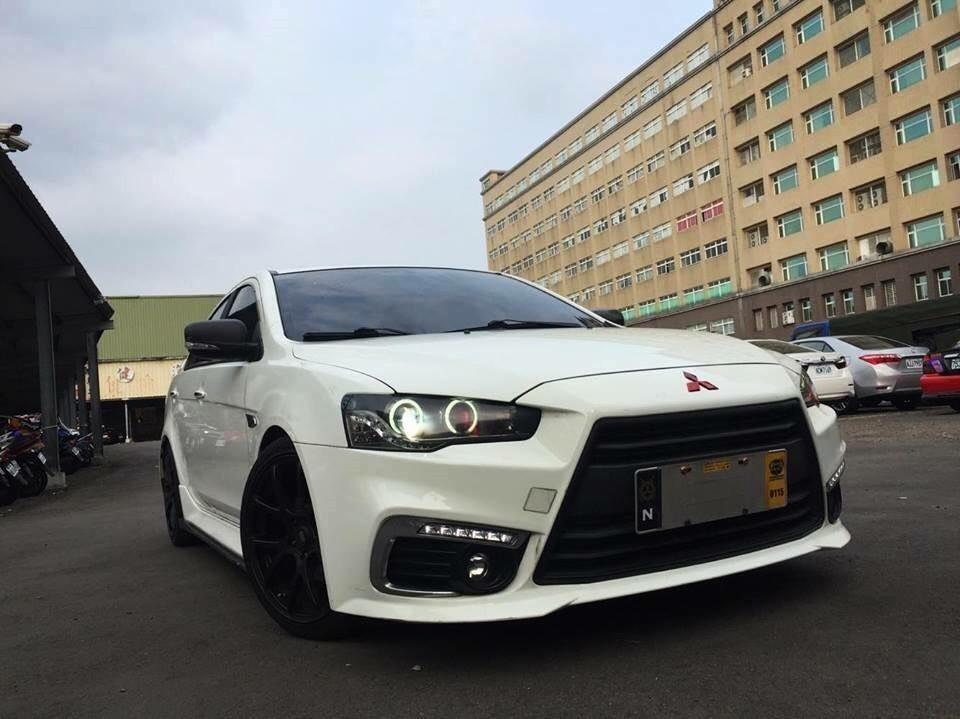 2014 Fortis 2.0 白 小改