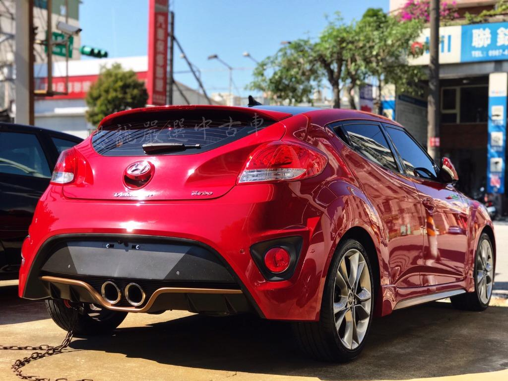 2015 Veloster 1.6 Turbo