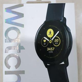 #1111special Samsung Galaxy Watch Active Gen 1 - 100% NEW Segel Ori Garansi SEIN