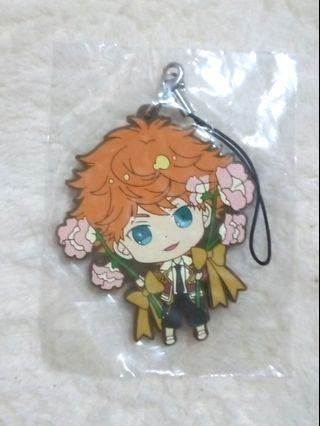 Anime Magic-Kyun Tatewaki Rintaro rubber strap