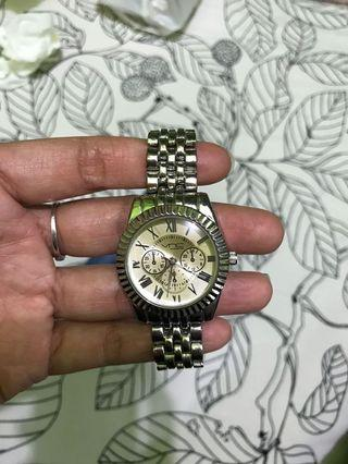 Vnc silver jam tangan