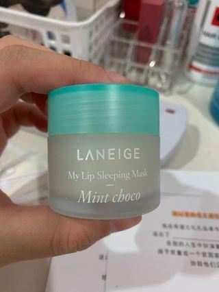 Laneige Lip Sleeping Mask - Minty
