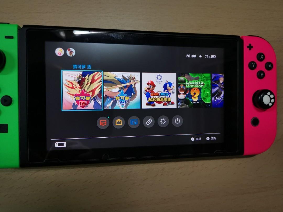 《寶可夢 劍 盾 / Pokemon Sword and Shield 》switch大氣層已經完美玩到!支持最新系統9.0.1,『全場最高好評,達494分!』同時玩到路易鬼屋3