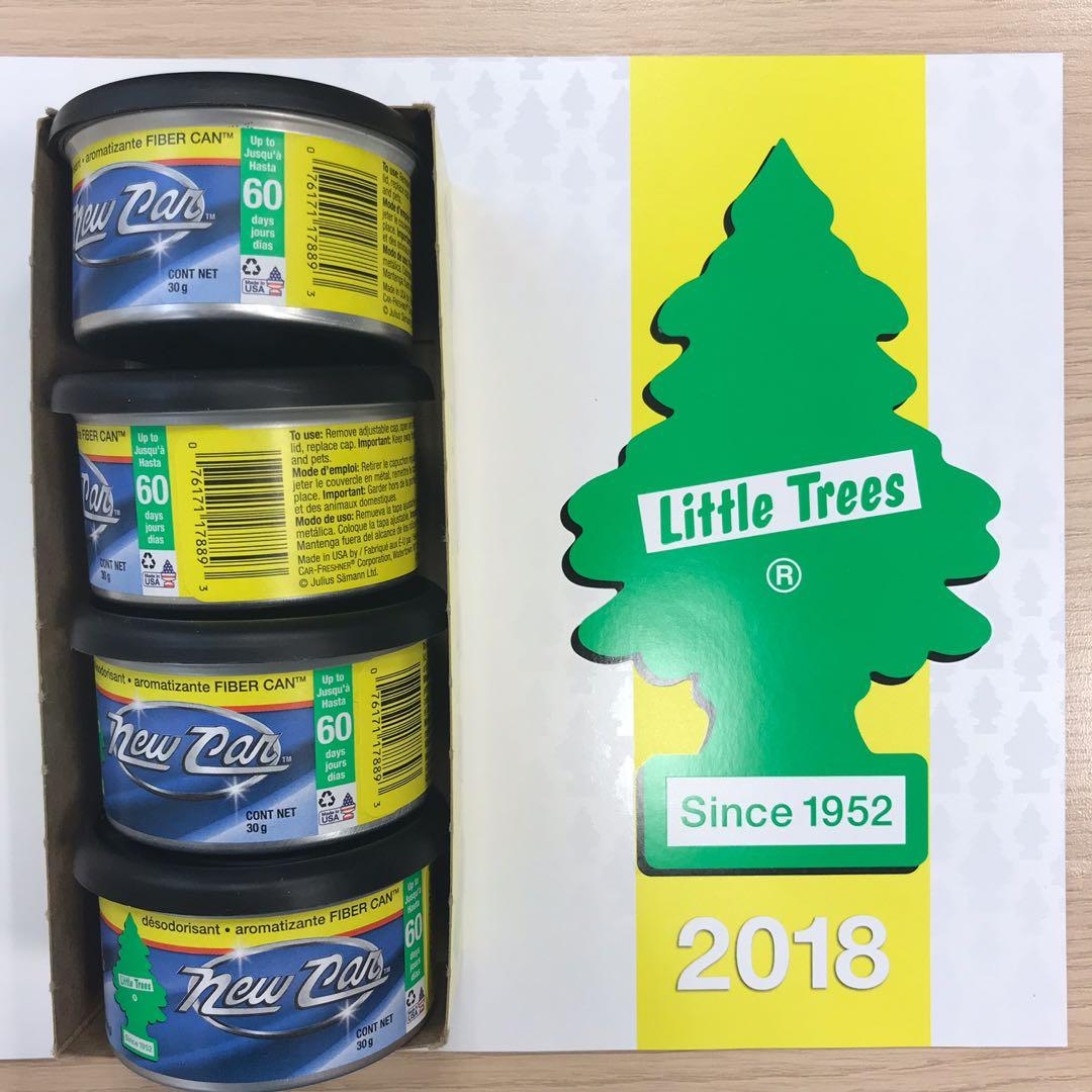 🌲 Little Trees Car / Air Freshener (New Car Scent)