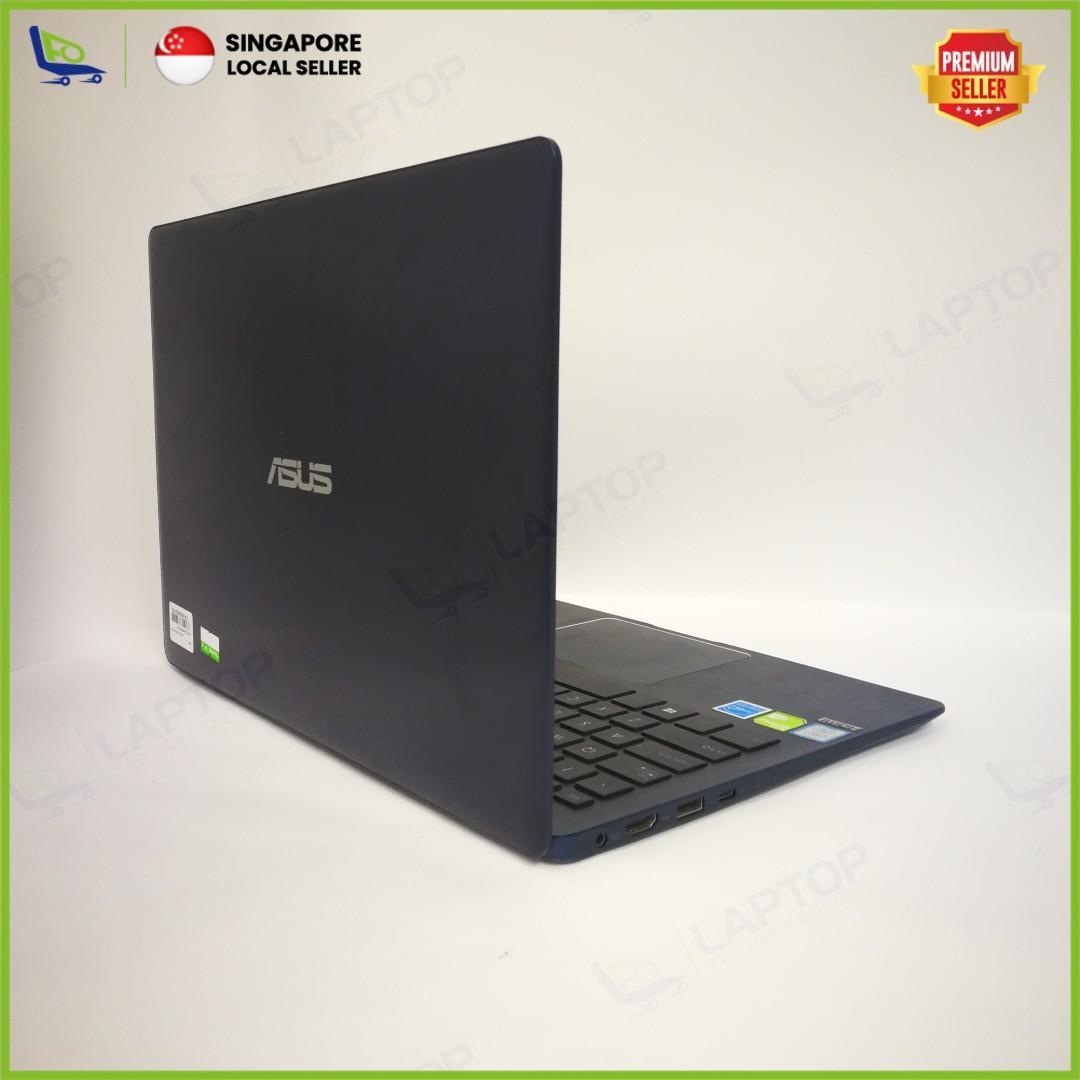 ASUS ZenBook UX331UN (i7-8/8GB/256GB) [Premium Preowned]
