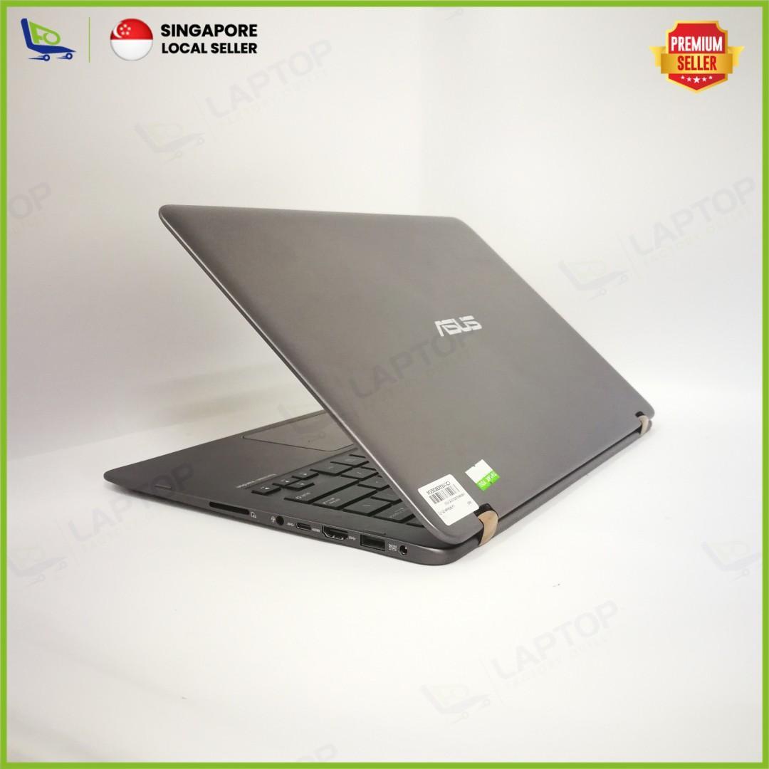 ASUS ZenBook UX360UAKUB (i5-7/8GB/256GB) [Premium Preowned]