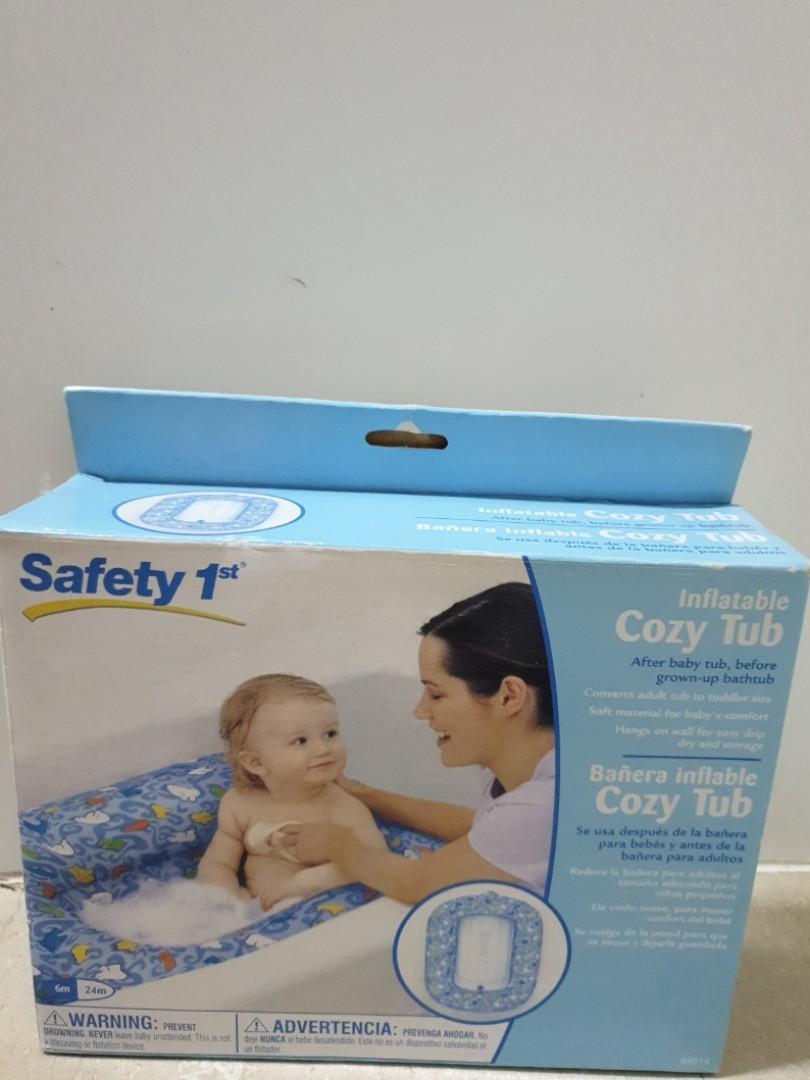 Baby Bath Tub - inflatable