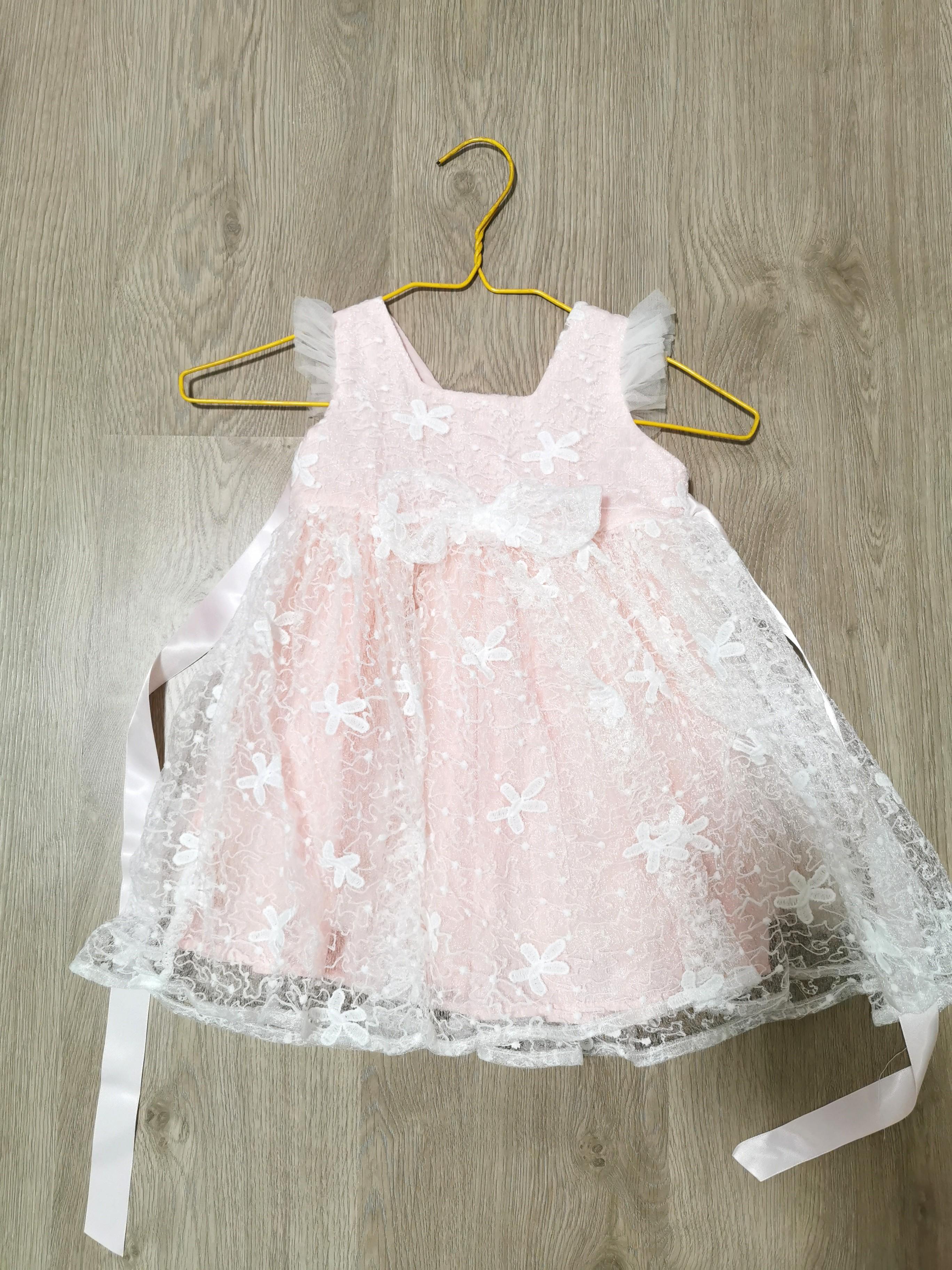Baby Girl Dress (used)