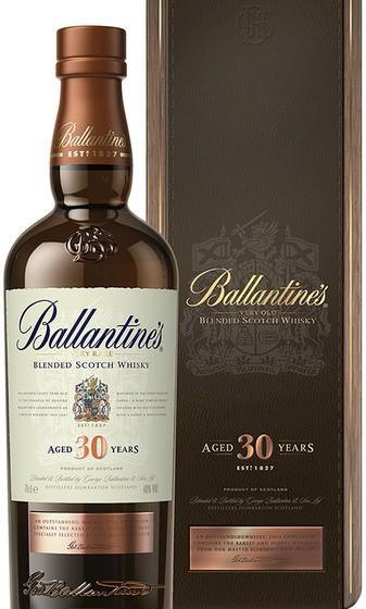 Ballantine's Scotch Whisky 30 years
