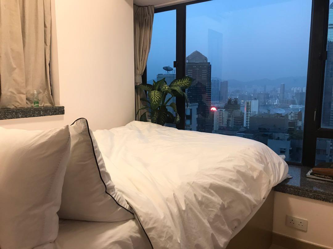 Bella vista for rent, high floor sea view 英輝台 高層 海景 中上環 西半山 soho 租盤