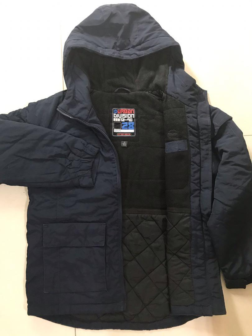 "Boy""s winter jacket for 7-11 yrs"
