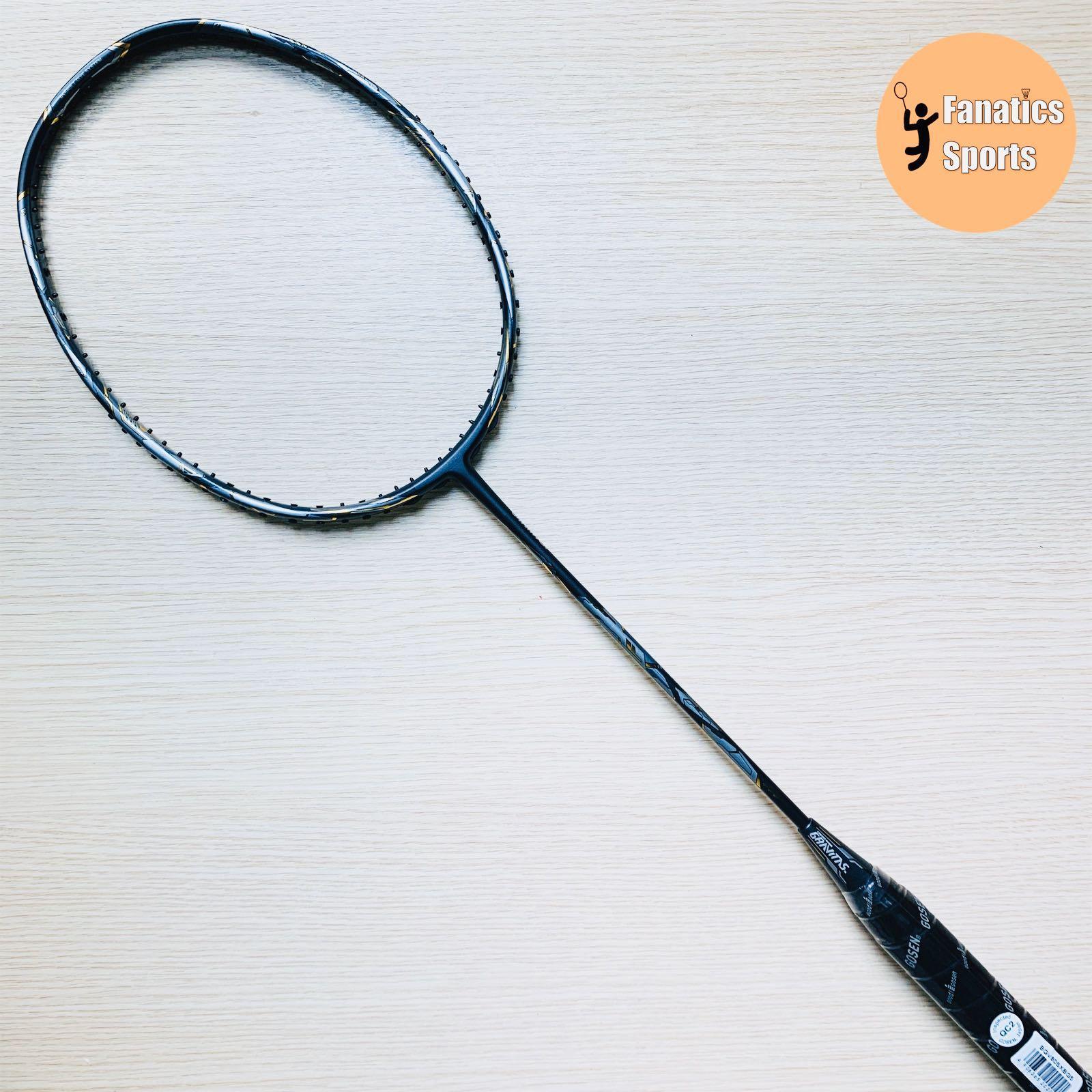 Brand New Gosen Gravitas 8.0 SX Heavy Striker Badminton Racket