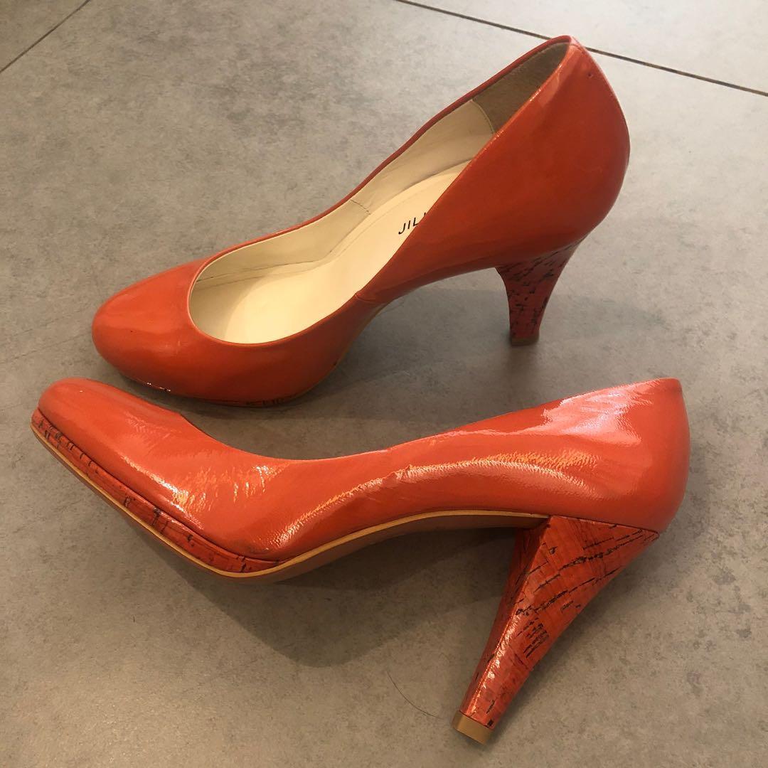 Brand new Jill Stuart pink high heels shoes 粉紅色高踭鞋