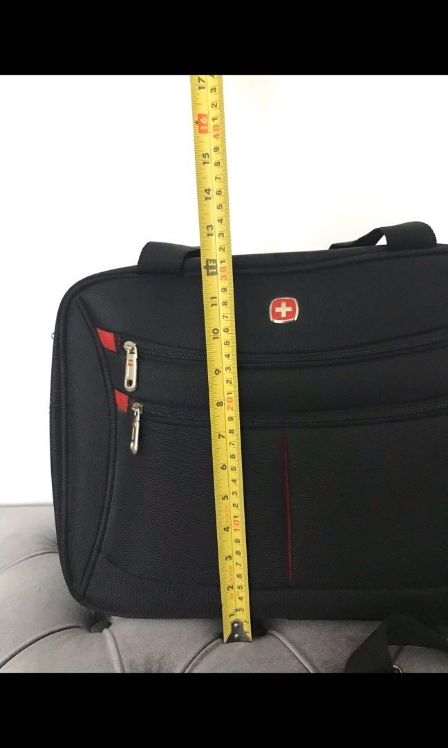 BRAND NEW SWISS GEAR LAPTOP CARRY ON BRIEFCASE LUGGAGE