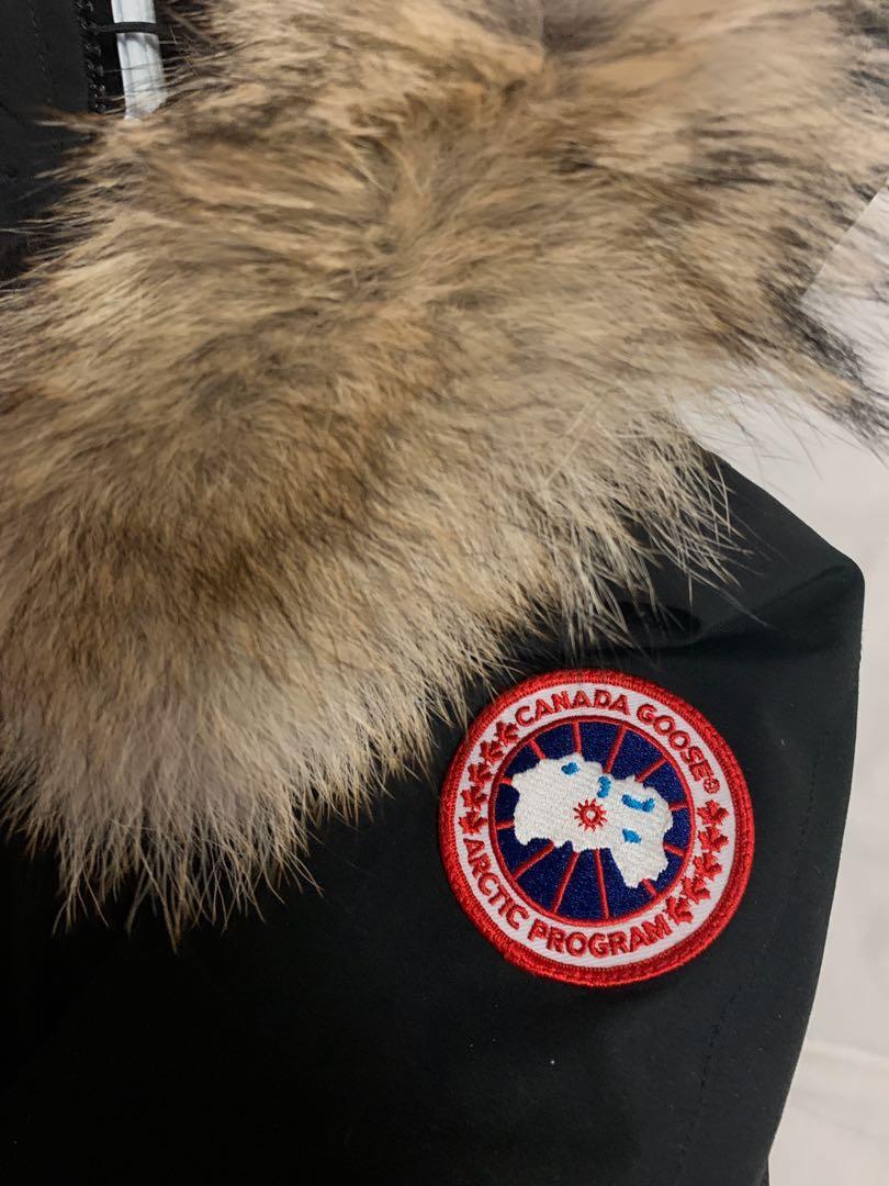 Canada goose Victoria parka- brand new condition-$650-XS