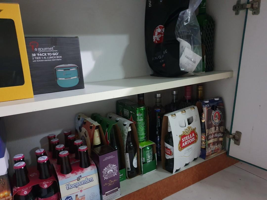 Cheap Liquor Alcohol Beer
