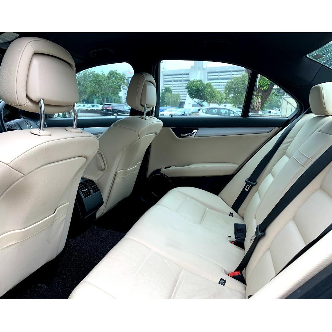 Cheap Rental!! Mercedes C180