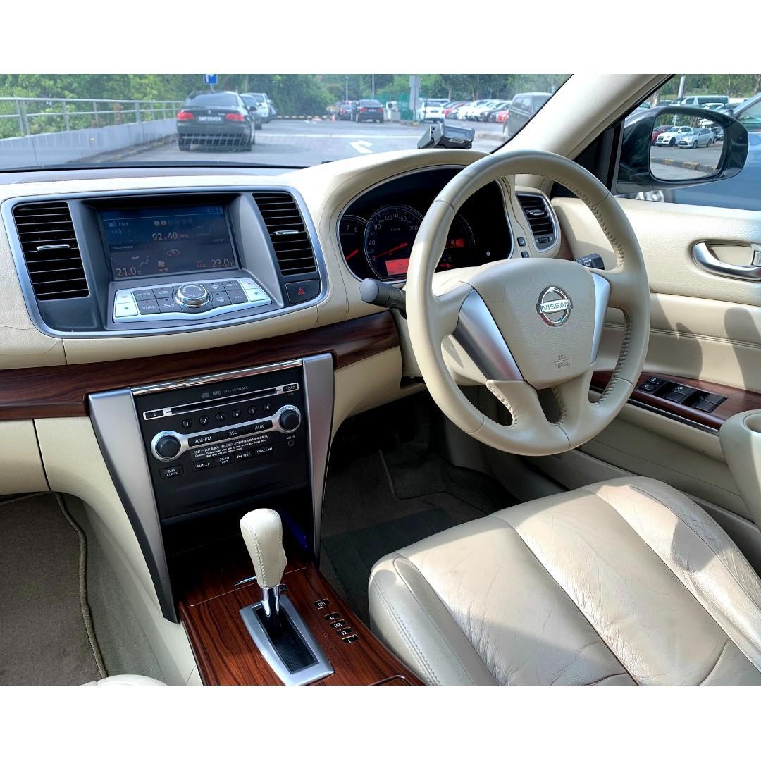 Cheap Rental!! Nissan Teana