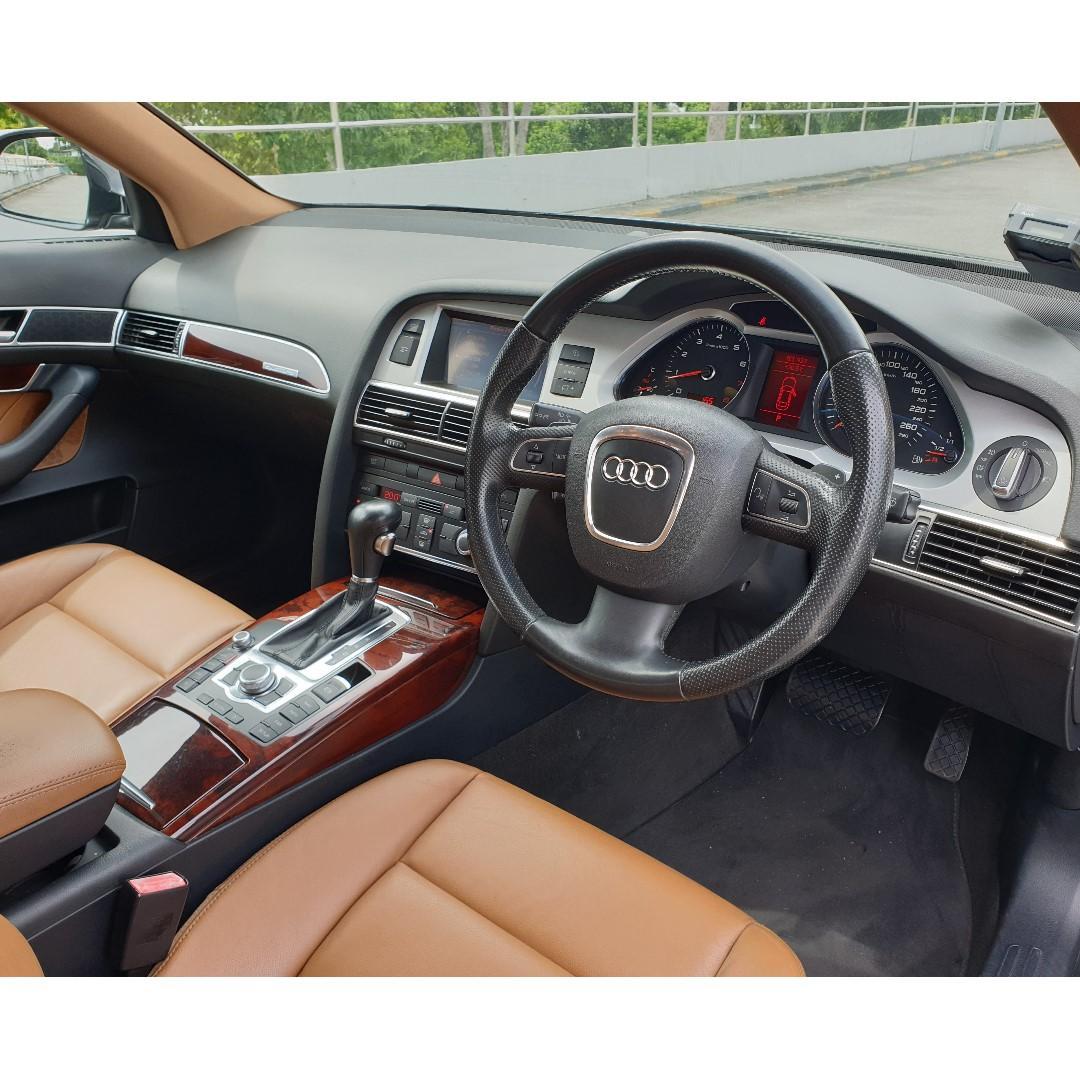 Cheapest Long Term Rental - Audi A6 2.8A FSI Quattro