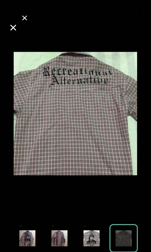 CLEARANCE SALES {Men's Fashion - Long Sleeve Shirts} Almost New Young.com Brand Unisex Long Sleeve Shirts