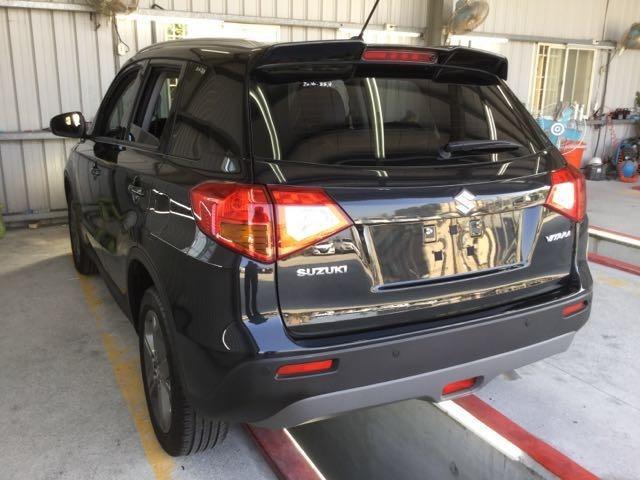 【高CP值優質車】2016年 SUZUKI VITARA【經第三方認證】【車況立約保證】