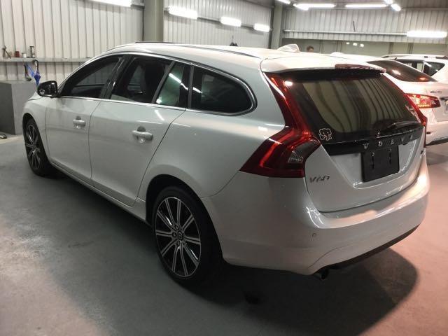 【高CP值優質車】2018年 VOLVO V60【經第三方認證】【車況立約保證】