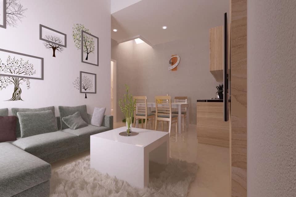 Di pasasrkan perdana, perumahan town house Villa Mutiara. Exclusive town house mewah modern di Jati Asih, Bekasi