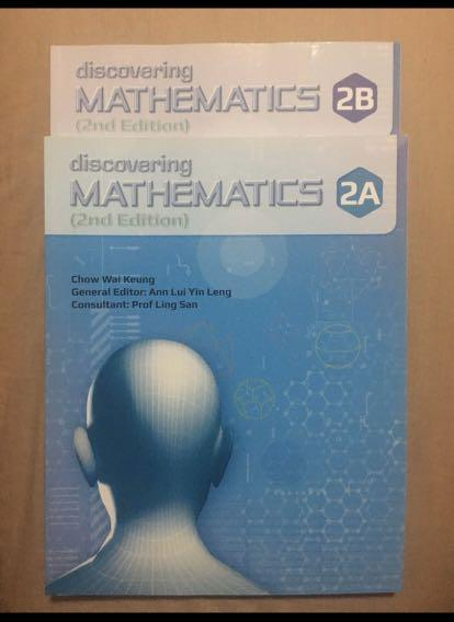 Discovering Mathematics 2A 2B