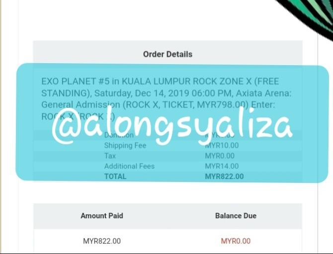 EXplOrationInKL RockZone X Ticket (General Ticketing)