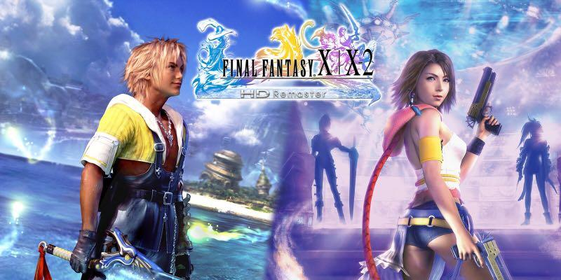 Final Fantasy X | X-2 Remastered