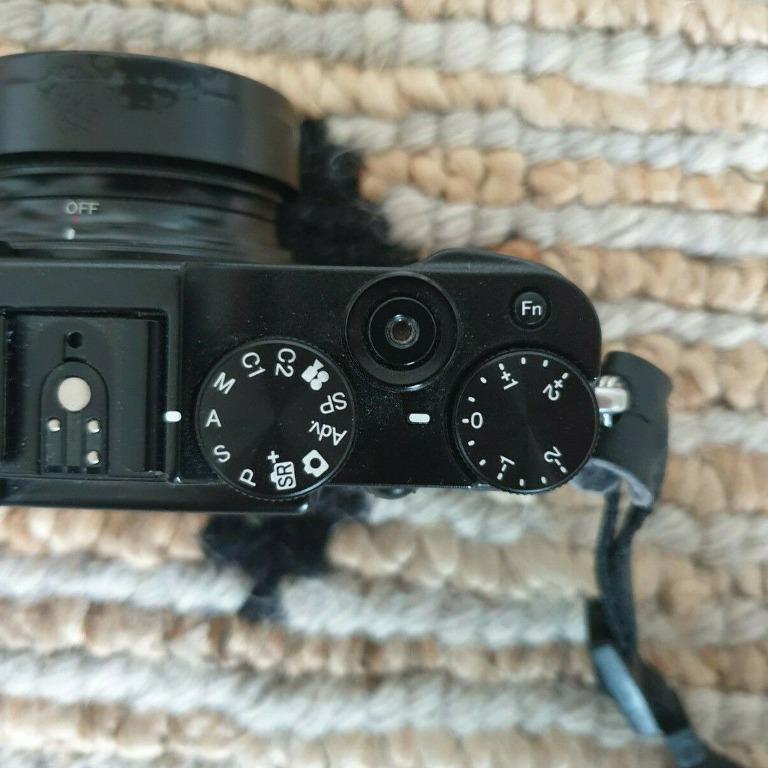 Fujifilm X Series X20 Digital Camera - Mint condition
