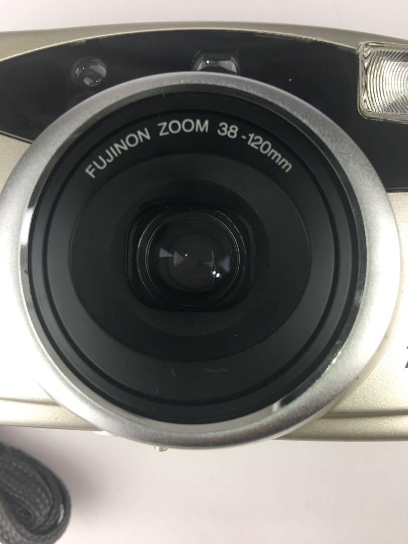 Fujifilm zoomdate 120 ( with date functions)