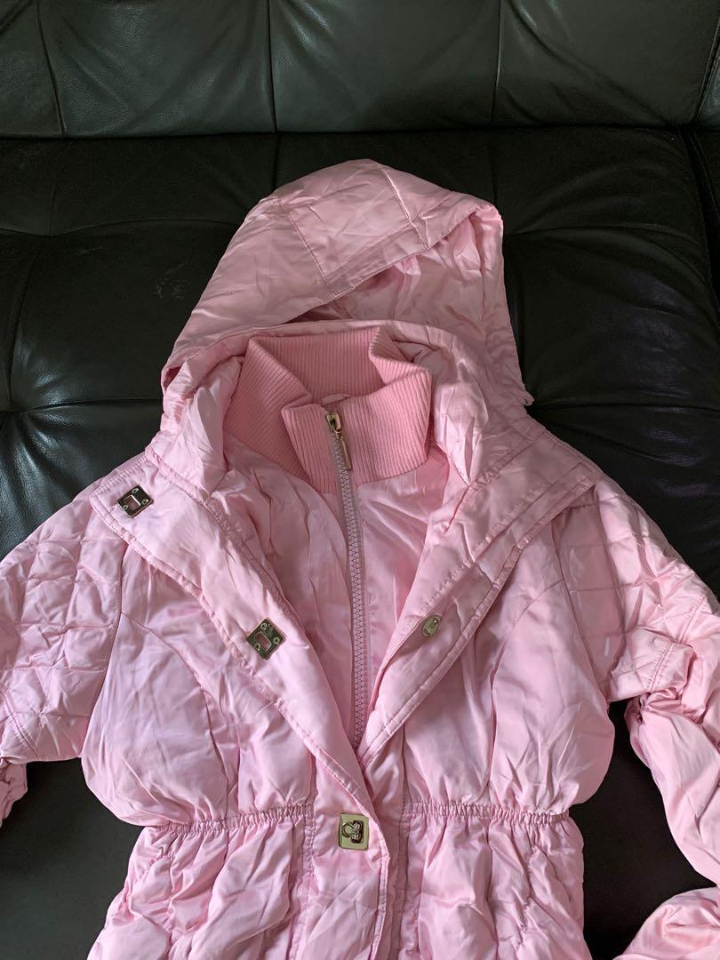 Girl's Winter Down Jacket XL