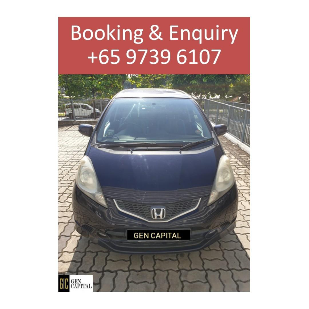 Honda Jazz -  Anytime ! Any day! Your Decision!!  Cheapest rates, full support! @97396107
