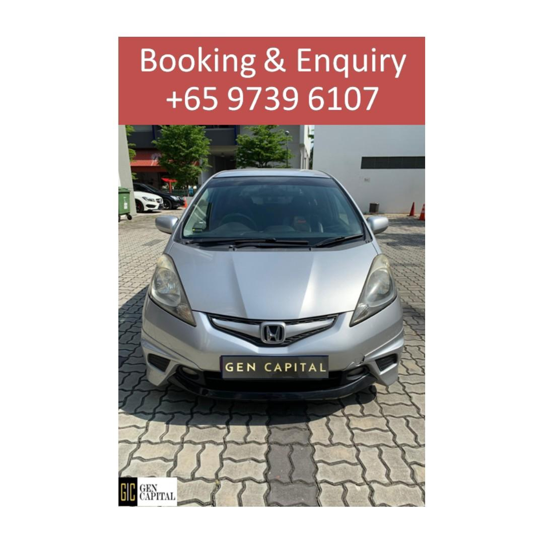 Honda Jazz - Many ranges of car to choose from, with very reliable rates!