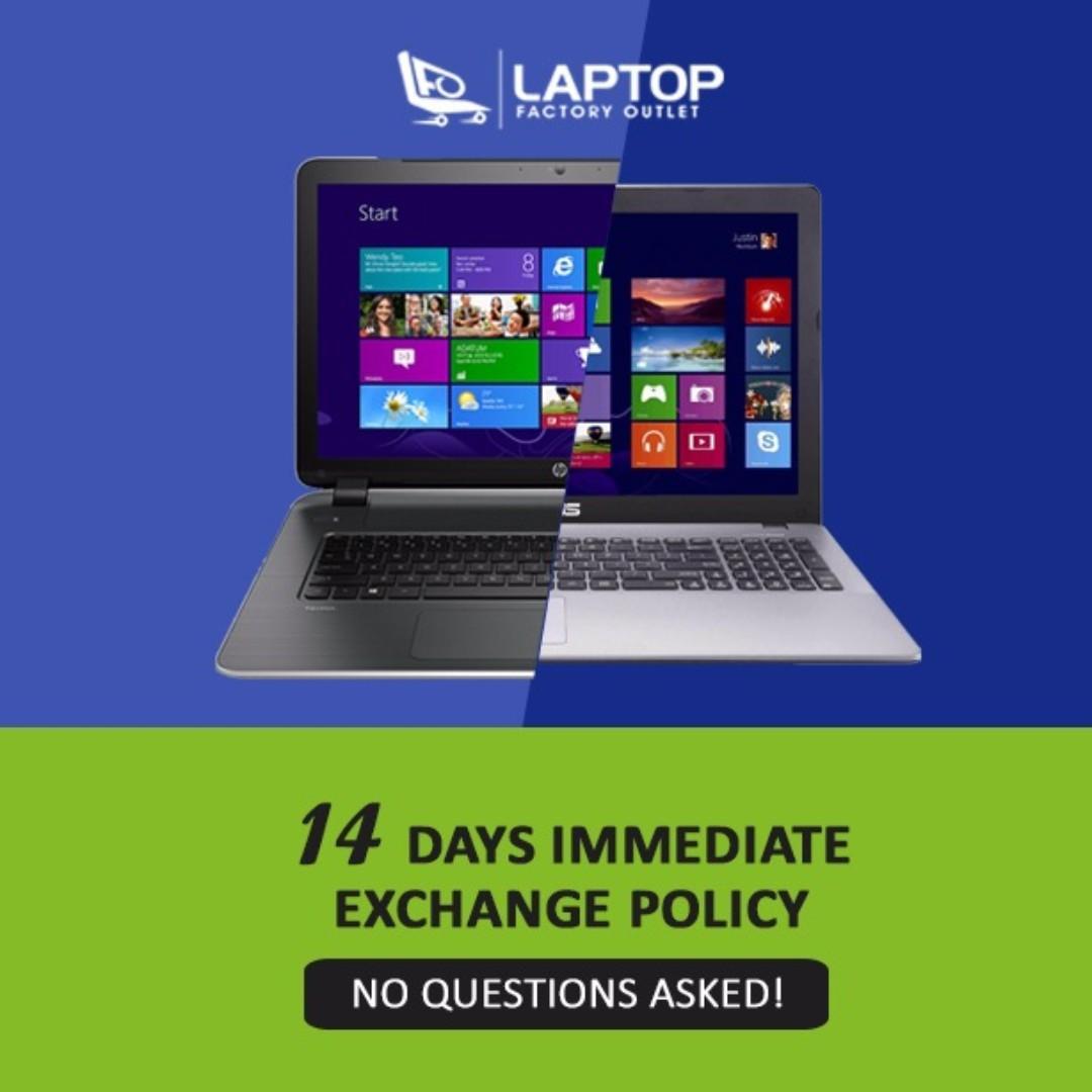 HP Notebook 14-CF0036TX (i5-8/8GB/128GB) [Premium Preowned]