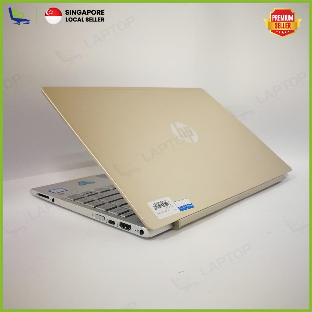 HP Pavilion 13-AN0018TU (i5-8/8GB/256GB) [Premium Preowned]