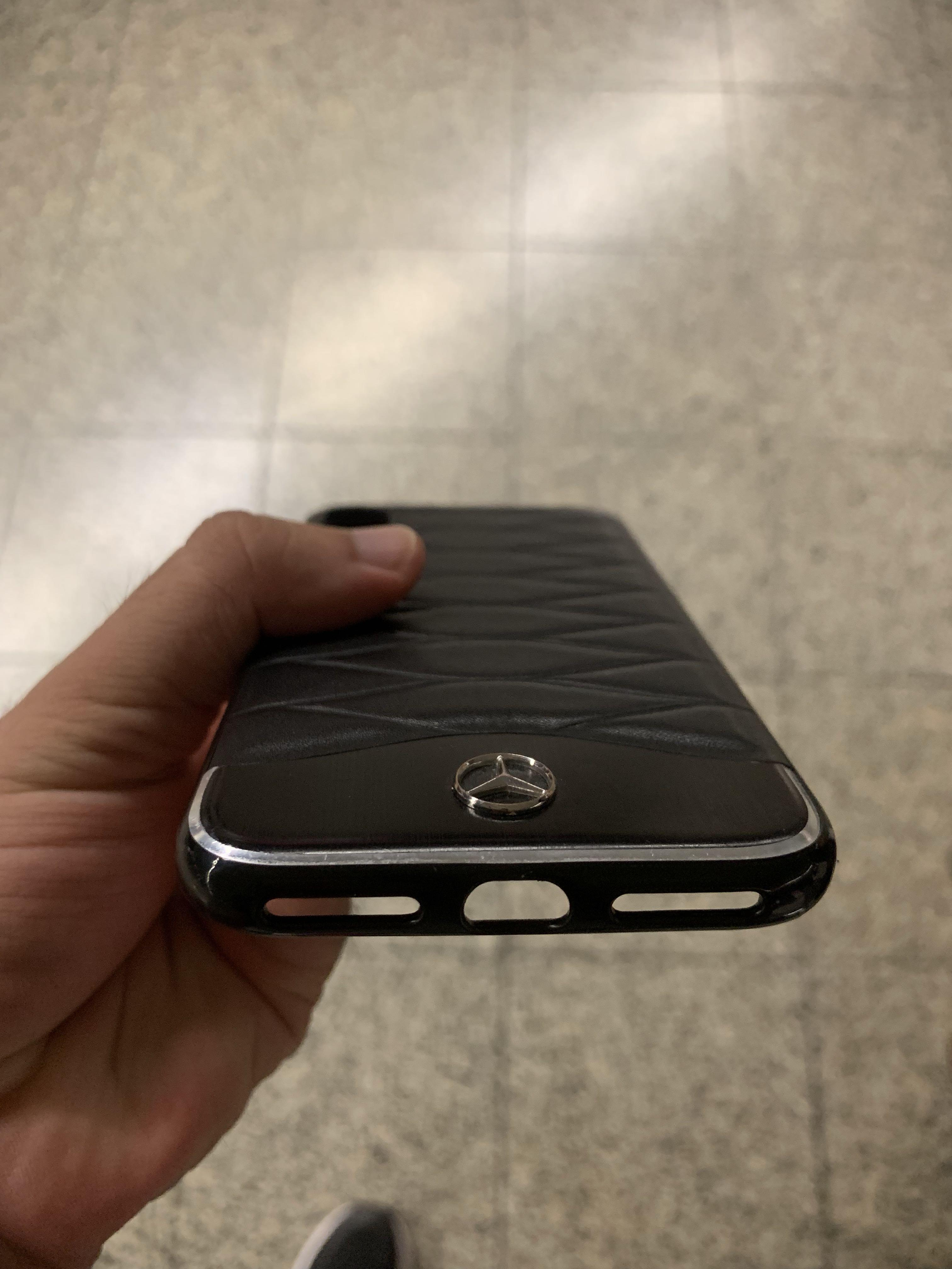 IPhone X Mercedes-Benz casing hard