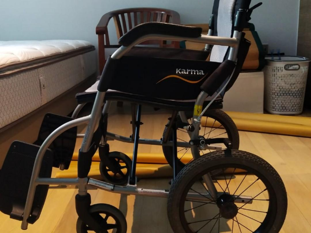 Karma Wheelchair like new condition