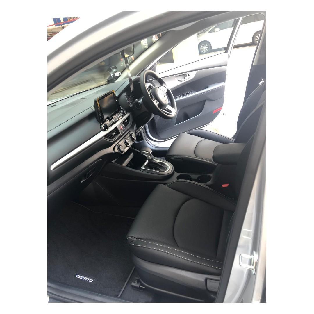 Kia Cerato 1.6 (AUTO) 2019, Kia Sedan Car for Rent, Rental Car, Car Rental