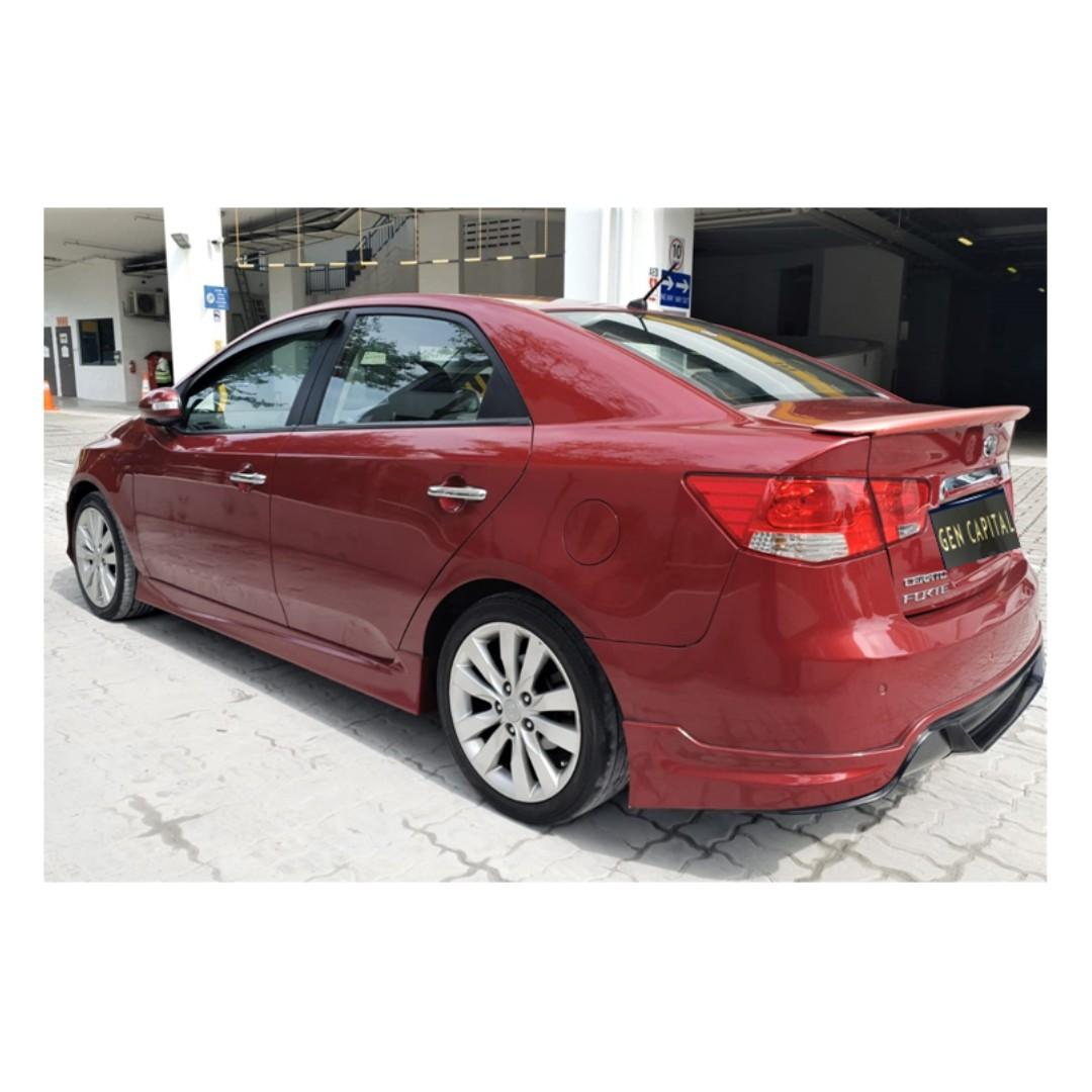 Kia Cerato Forte - Many ranges of car to choose from, with very reliable rates! @97396107