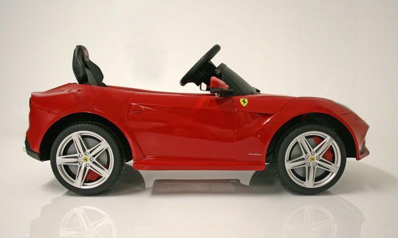 Kids children Electric Car Ferrari Ride on 12v Red