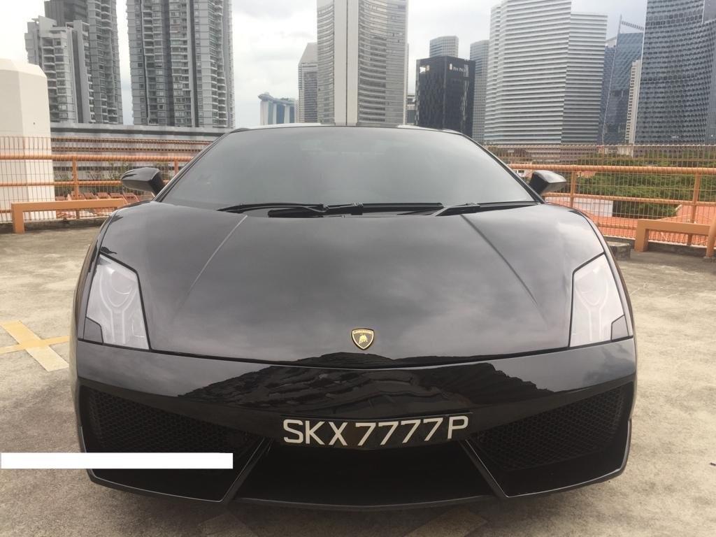 Lamborghini Gallardo LP560-4 Auto