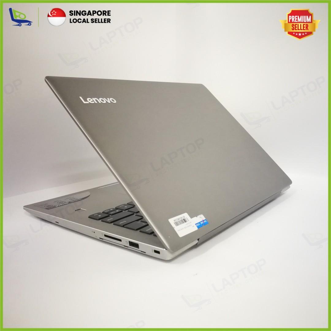 LENOVO IdeaPad 520S-14IKB (i5-8/8GB/1TB) [Premium Preowned]